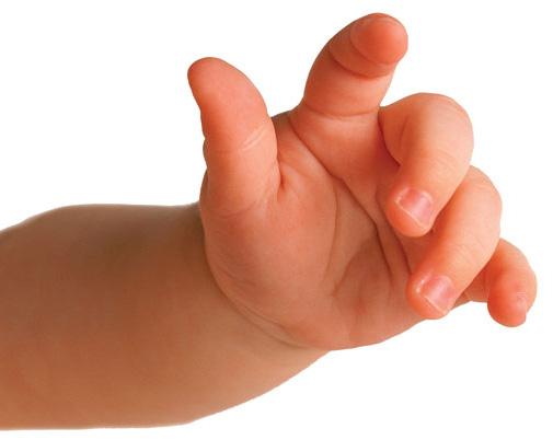 طفل شش ماهه