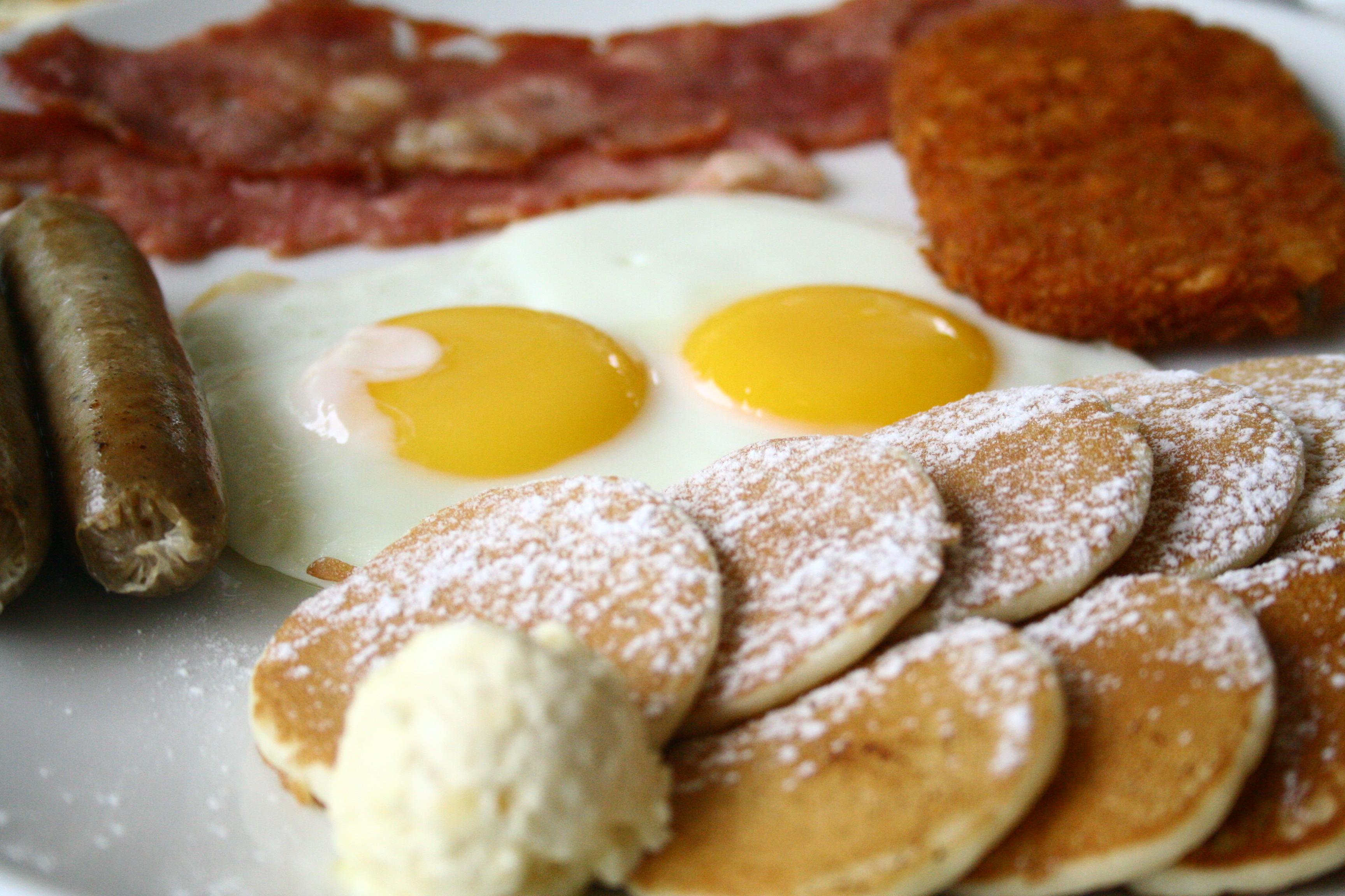 allergy free breakfast