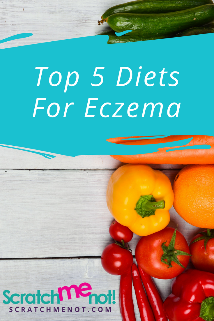 Top 5 Diets For Eczema
