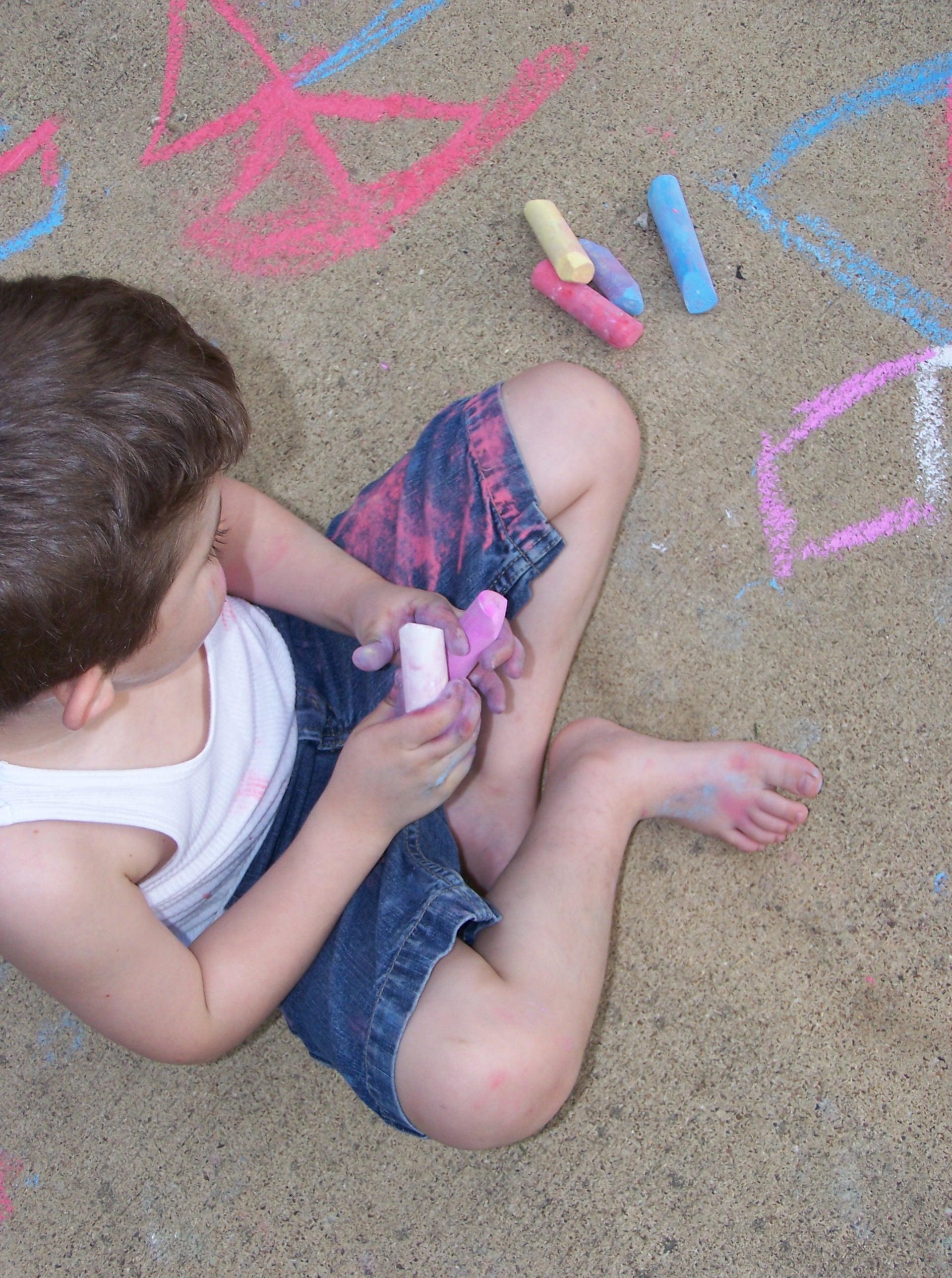 Chalk Photo Shoot